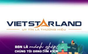Vietstarland tuyển dụng kế toán tổng hợp