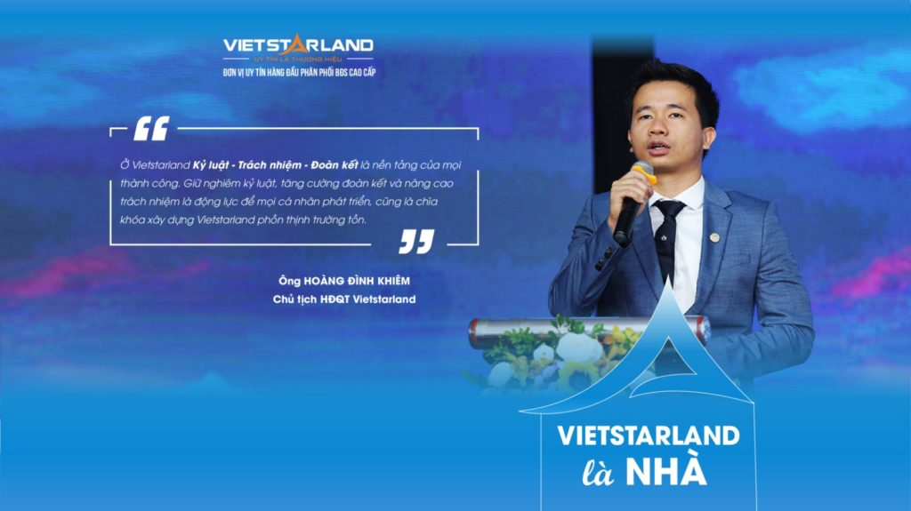 Hoàng Đình Khiêm Vietstarland